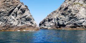 Plongée sous marine aux rochers des Deux Frères