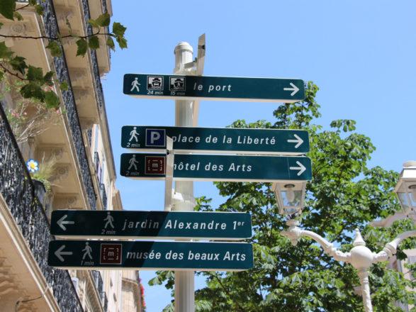 Toulon pas à pas - Balade en centre-ville