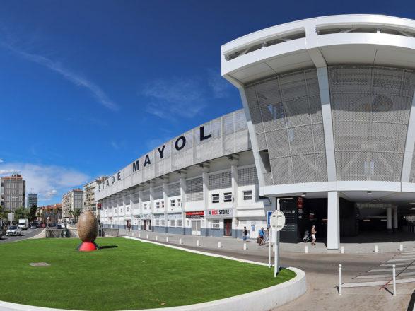 Toulon pas à pas - Le stade Mayol