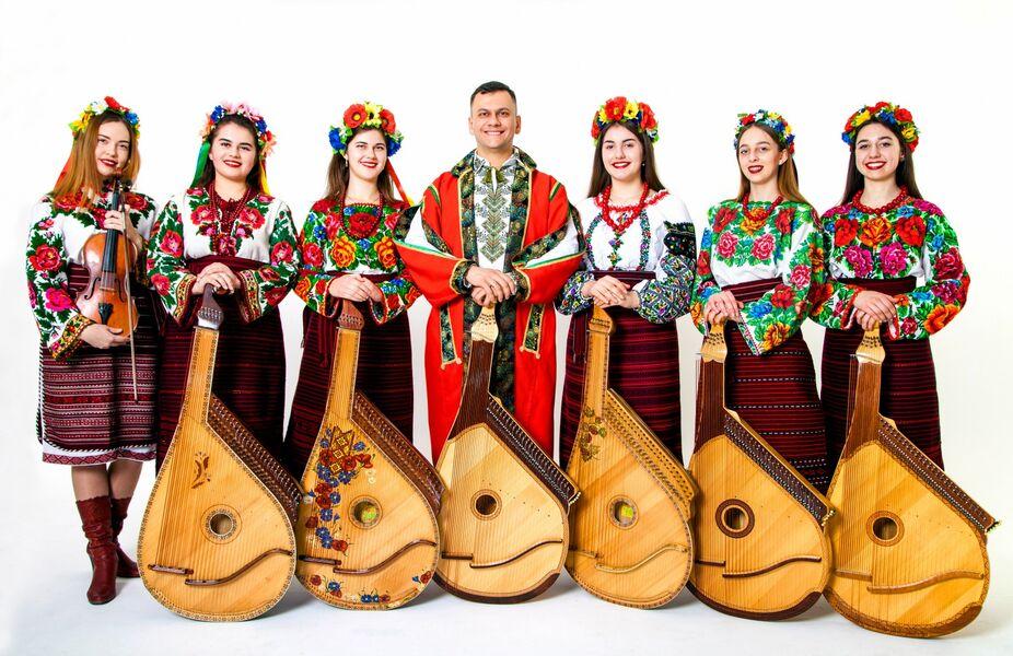 Concert, magic voices from Ukraine à Hyères - 0