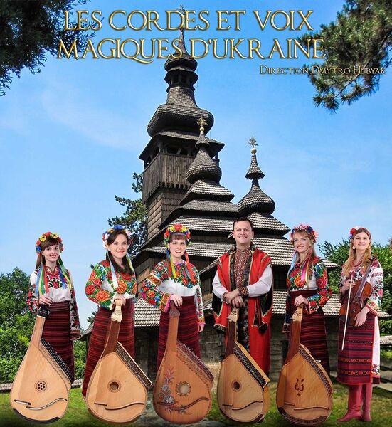 Concert, magic voices from Ukraine à Hyères - 2
