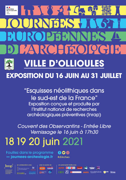 The European days of archaeology à Ollioules - 0
