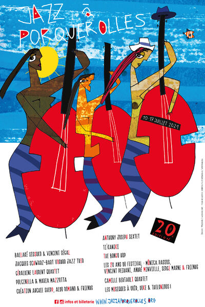 Jazz à Porquerolles à Hyères - 0