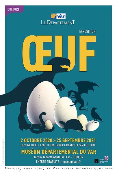 Conférence – L'ornithologue, l'œuf et la science à Toulon - 0