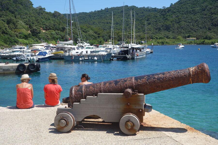 Le circuit des îles (Boat excursion) à Hyères - 10