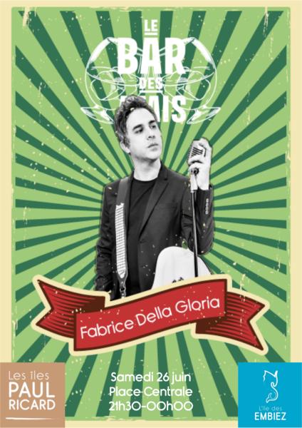 Fabrice Della Gloria Live Evening à Six-Fours-les-Plages - 0