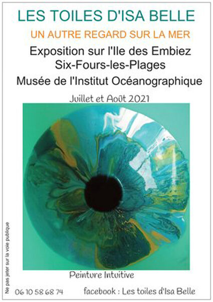 """Exhibition """"Another look at the sea"""" à Six-Fours-les-Plages - 0"""