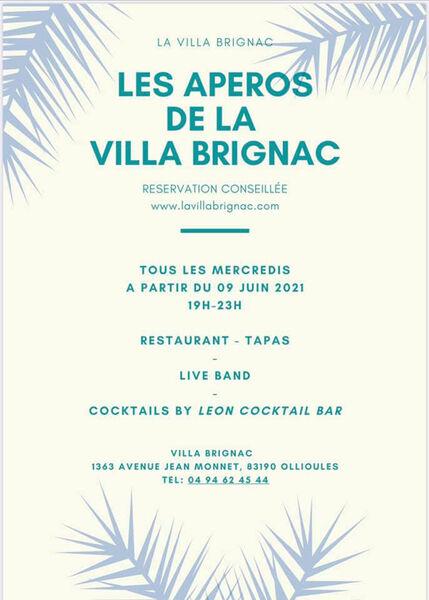 Drinks at Villa Brignac à Ollioules - 0