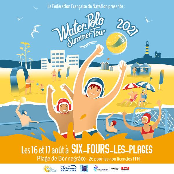 Water Polo Summer Tour à Six-Fours-les-Plages - 0