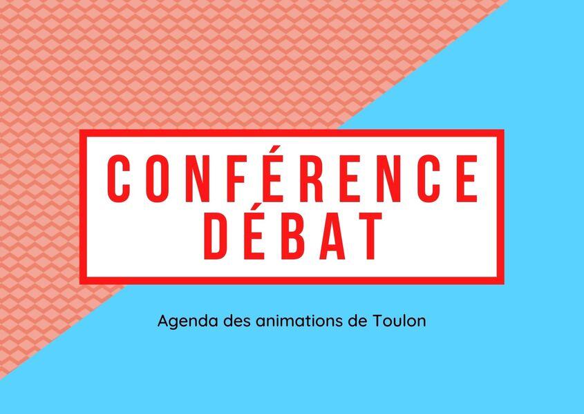 Conférence – Les quartiers Ouest de Toulon à Toulon - 0