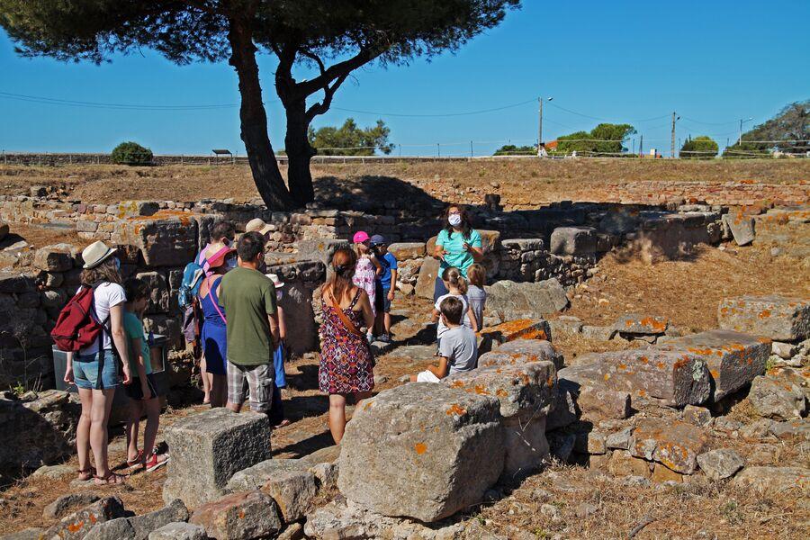 Les dieux de la Grèce antique – visite guidée enfant à Hyères - 0