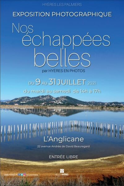 Photography exhibition in Anglican church in Hyeres à Hyères - 0