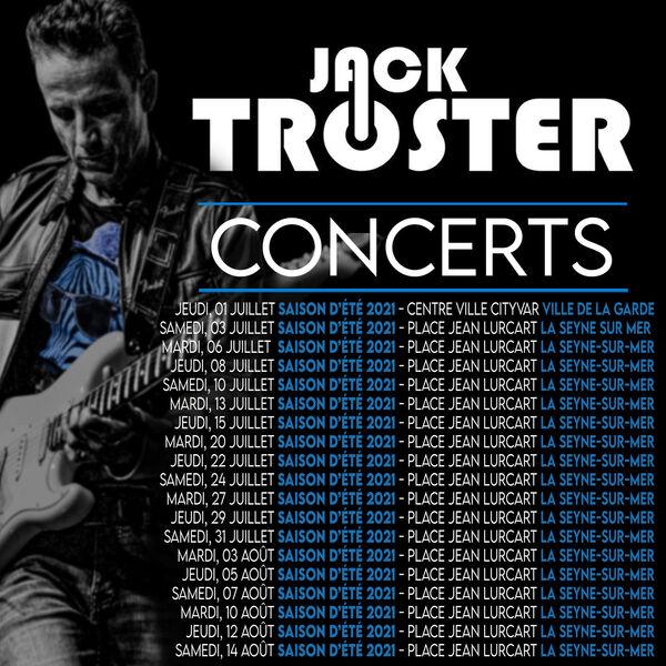 Concert de Jack Troster à La Seyne-sur-Mer - 0