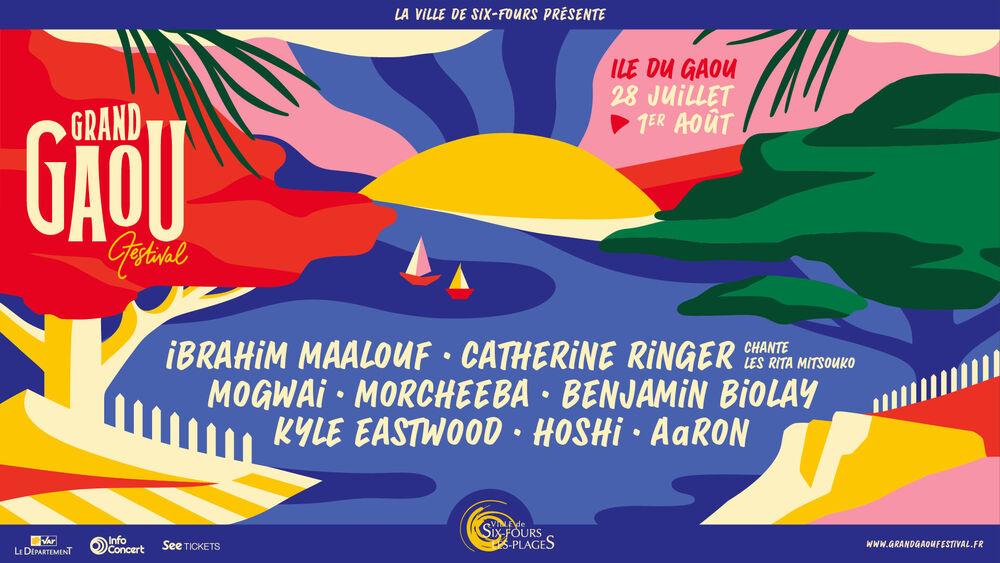 Grand Gaou Festival 2021 à Six-Fours-les-Plages - 0