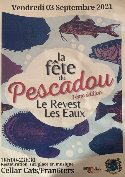 Fête des Pescadous à Le Revest-les-Eaux - 1