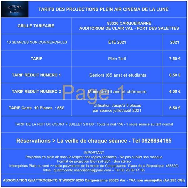 Quattrocento – Cinéma de la Lune à Carqueiranne - 0