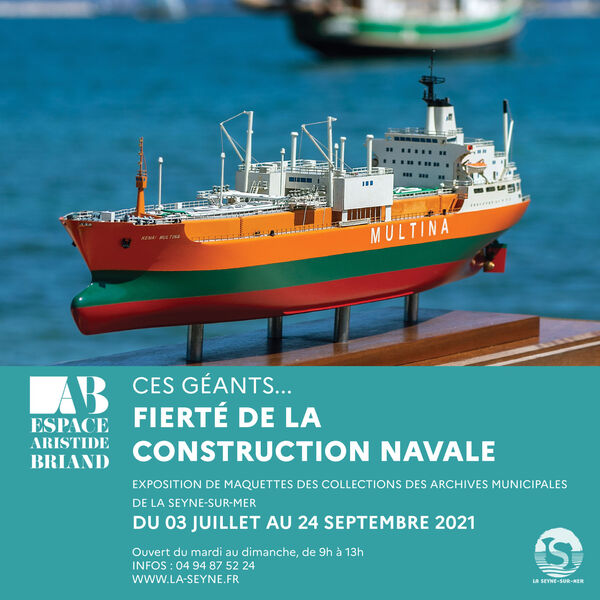 "Exhibition ""These Giants… Pride of shipbuilding in La Seyne"". à La Seyne-sur-Mer - 0"