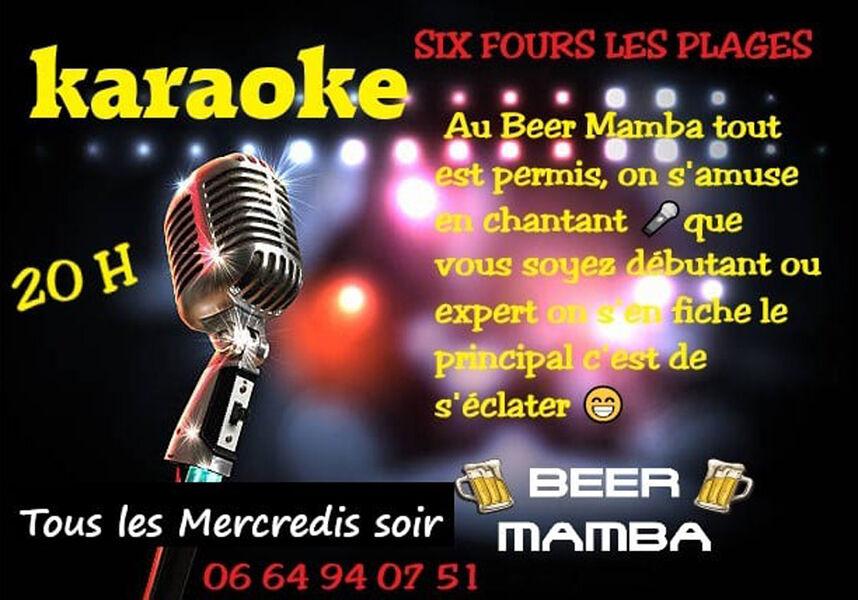 Karaoké au Beer Mamba à Six-Fours-les-Plages - 0