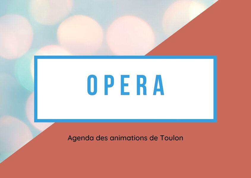 Lyrique – L'heure espagnole à Toulon - 0