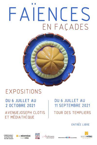 Exposition Faïences en façades à Hyères - 0