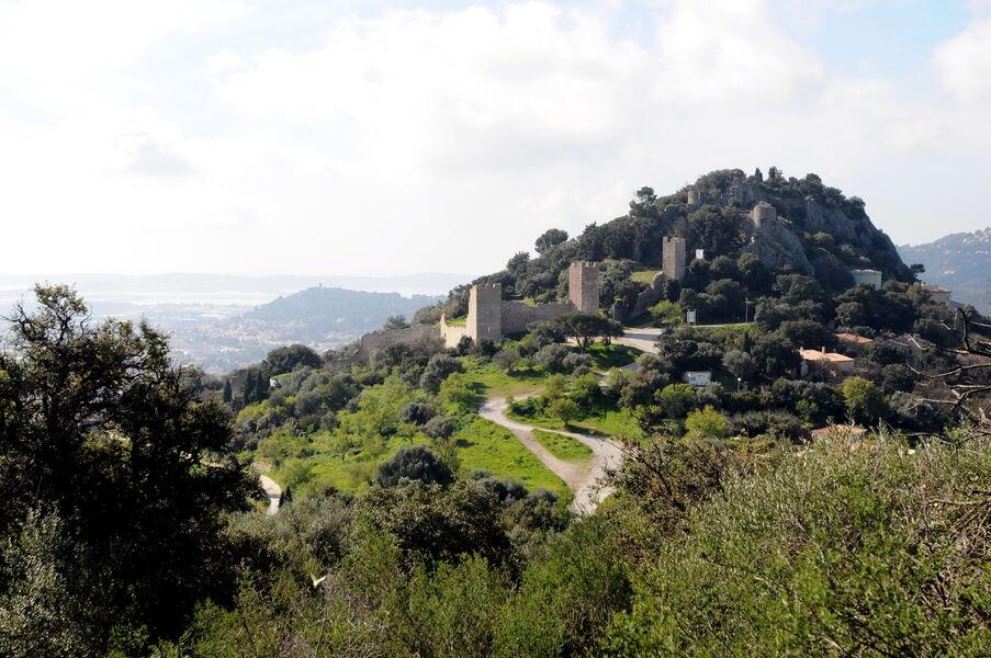 Castle guided tour à Hyères - 4