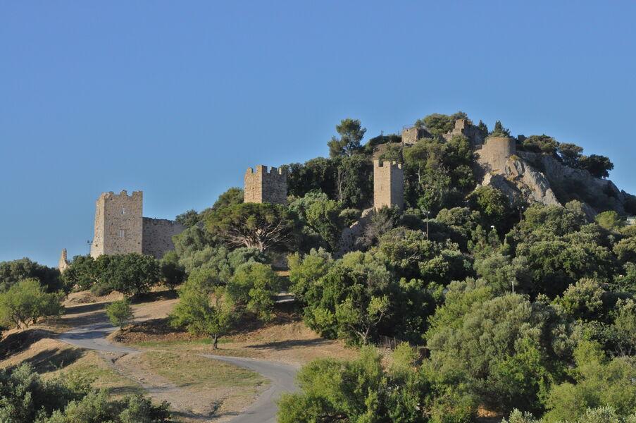 Castle guided tour à Hyères - 2