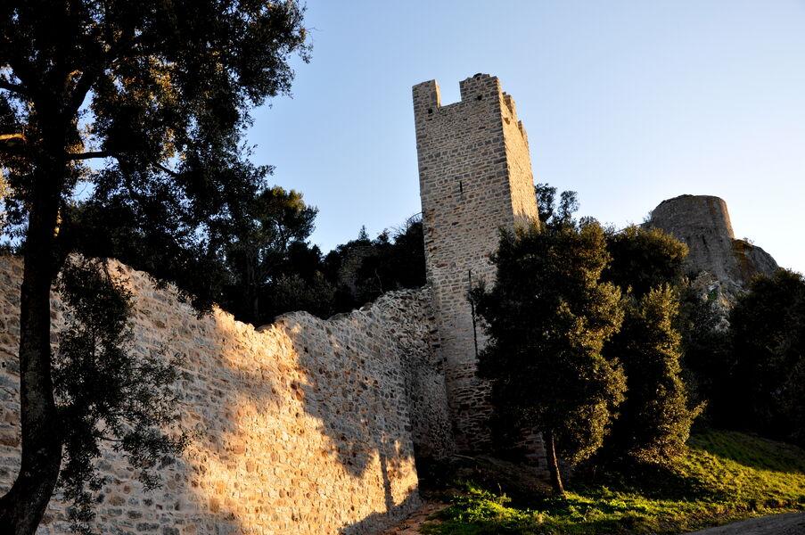 Castle guided tour à Hyères - 3