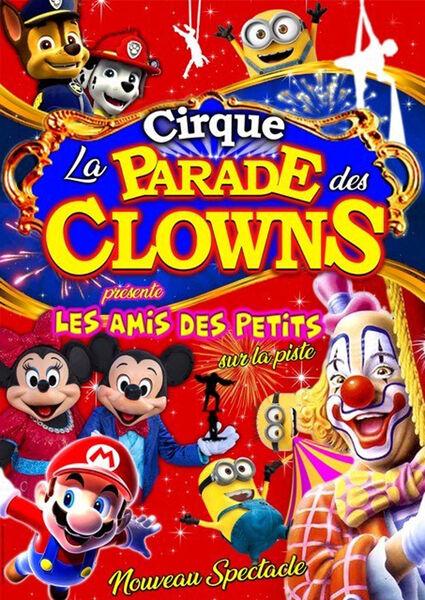 """Spectacle de cirque """"Les Amis des Petits sur la piste"""" à Saint-Mandrier-sur-Mer - 0"""