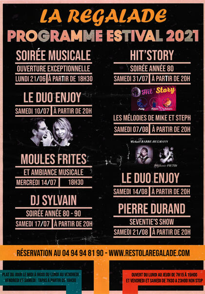 Musical evening: the melodies of Mike and Steph à La Seyne-sur-Mer - 0