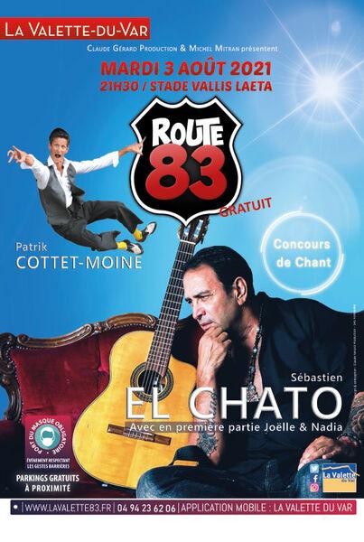 Spectacle – Route 83 à La Valette-du-Var - 0