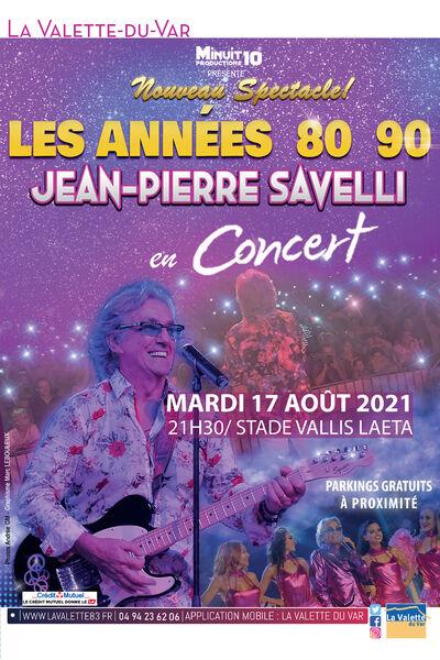 Concert – Les années 80 / 90 à La Valette-du-Var - 0