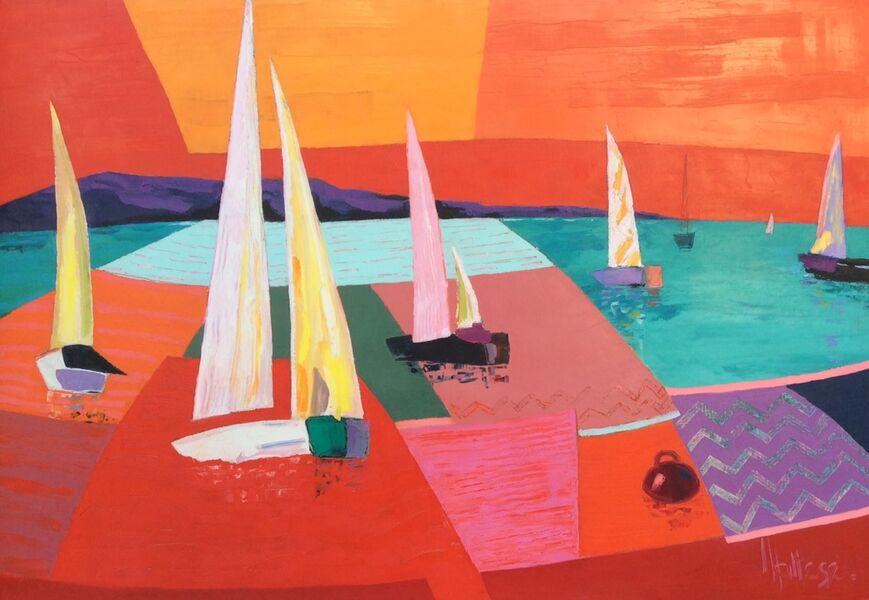 Artistes à découvrir – Exposition d'été à la Galerie Estades à Toulon - 0