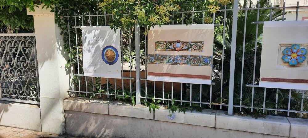 Exposition Faïences en façades à Hyères - 7