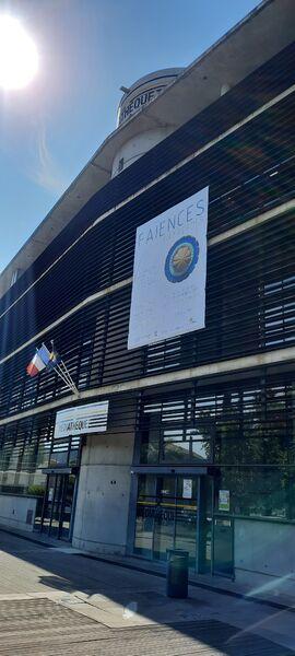 Exposition Faïences en façades à Hyères - 2