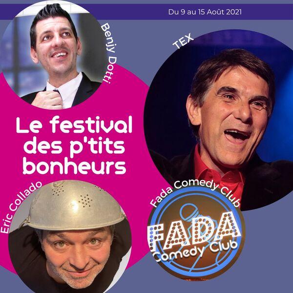 Benjy Dotti. Festival des p'tits bonheurs à La Crau - 2