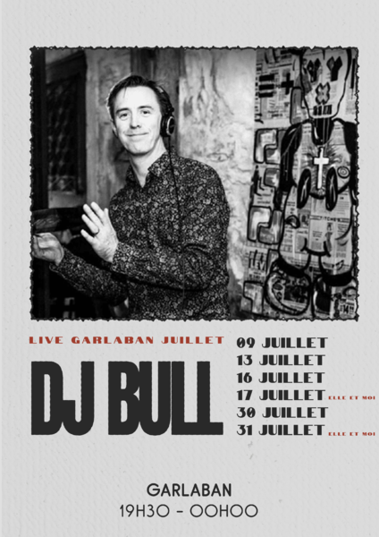 Musical evening with Dj Bull à Six-Fours-les-Plages - 0