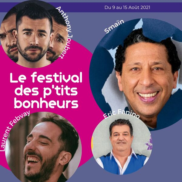 Smaïn déconne finement. Festival les P'tits bonheurs à La Crau - 1