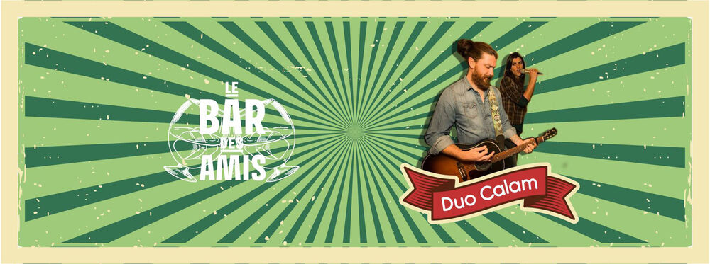 Live evening with the duo Calam à Six-Fours-les-Plages - 0