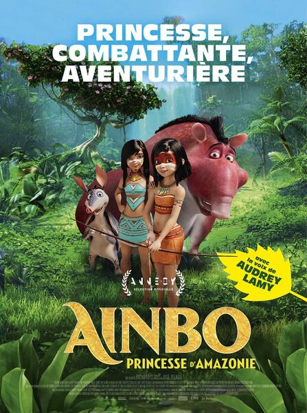 """Cancelled: Open air film screening """"Ainbo"""" à Six-Fours-les-Plages - 1"""