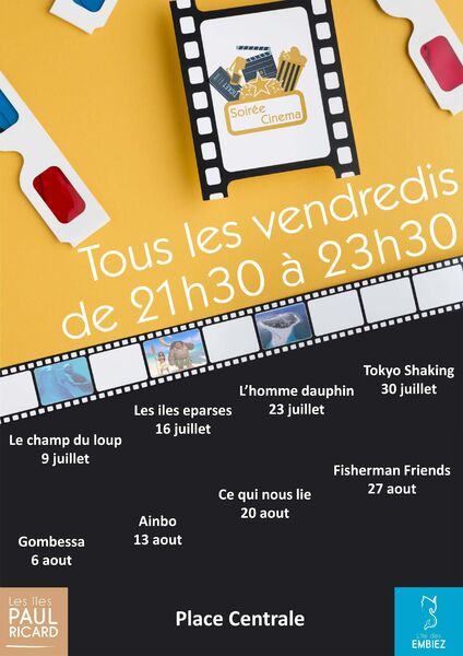 """Cancelled: Open air film screening """"What binds us"""" à Six-Fours-les-Plages - 0"""