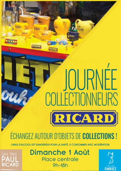 Ricard Collectors' Day à Six-Fours-les-Plages - 0
