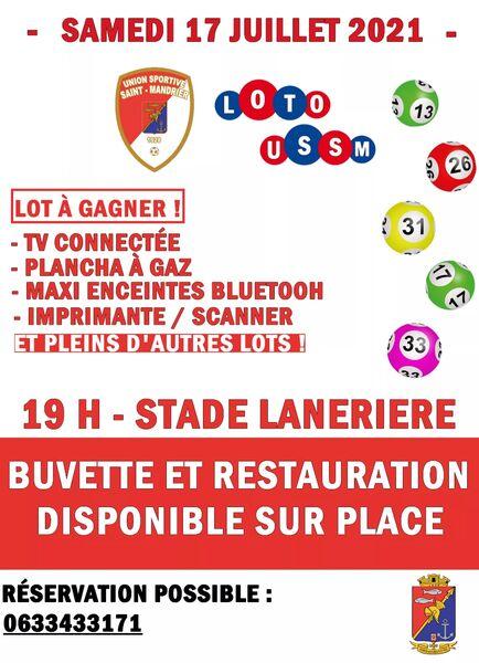 Super loto du Foot en plein air à Saint-Mandrier-sur-Mer - 0