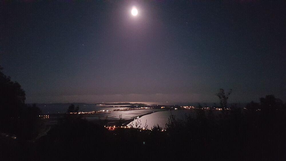 Observation nocturne du ciel d'été à Hyères - 2