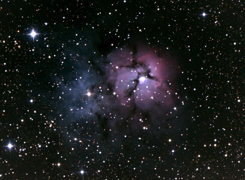 Observation nocturne du ciel d'été à Hyères - 4
