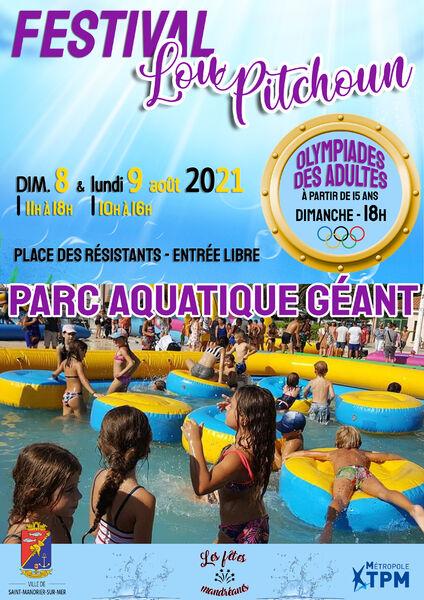 Lou Pitchoun Festival à Saint-Mandrier-sur-Mer - 0