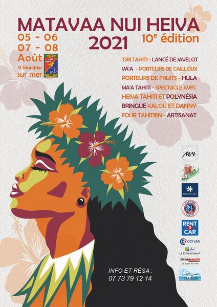 Heiva Festival à Saint-Mandrier-sur-Mer - 0