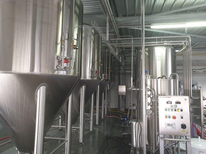 Visits to the craft brewery La Cig à La Seyne-sur-Mer - 1