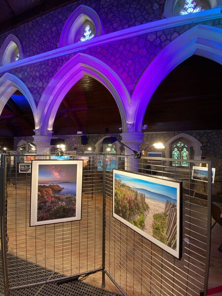 Photography exhibition in Anglican church in Hyeres à Hyères - 4