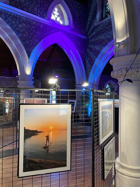 Photography exhibition in Anglican church in Hyeres à Hyères - 7
