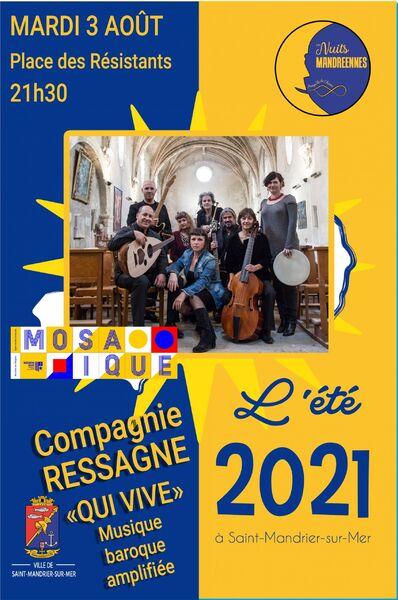 Mosaic tour: Compagnie Ressagne à Saint-Mandrier-sur-Mer - 0